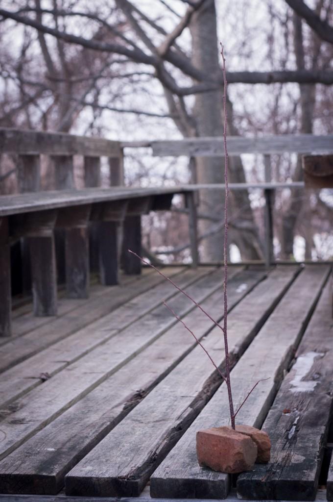 北海道 トンコリ アイヌ 楽器 長沼 カントリーバーン 二宮 作家 職人 手掘り 木
